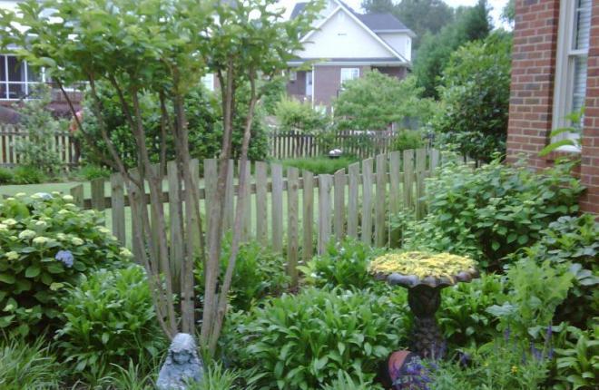 Fence in Simpsonville SC